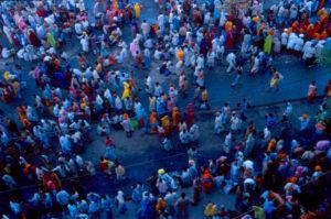 Kumbh multitudes